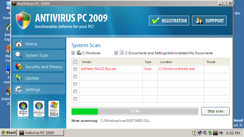 how to remove malware from pc manually