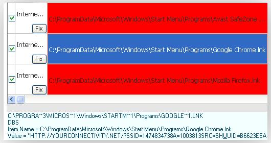 Remove yourconnectivity-net virus