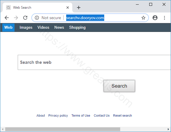 How to get rid of SEARCHV.DOORYOV.COM virus
