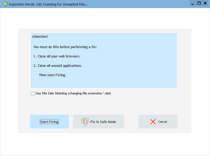 Fixing options