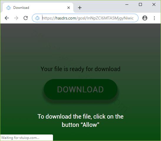 Remove HASDRS.COM pop-up ads