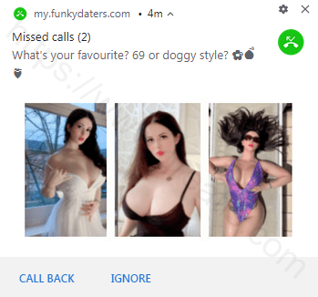 Remove MY.FUNKYDATERS.COM pop-up ads